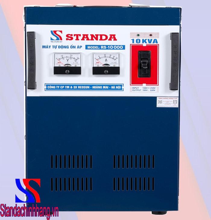 Ổn áp Standa 7,5KVA ST (150V-250V)