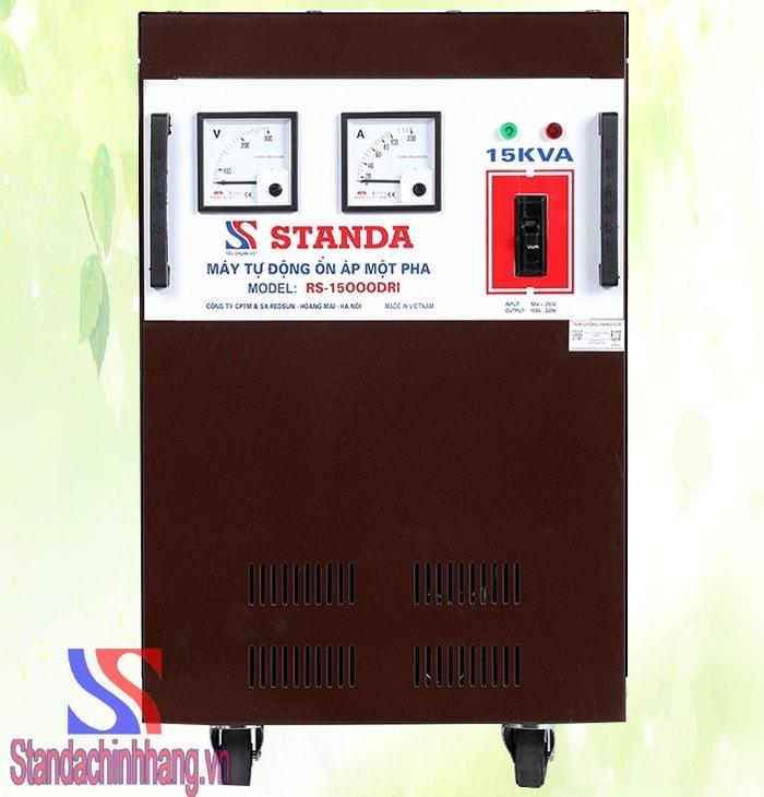Ổn áp Standa 15KVA DRI (50V-250V)