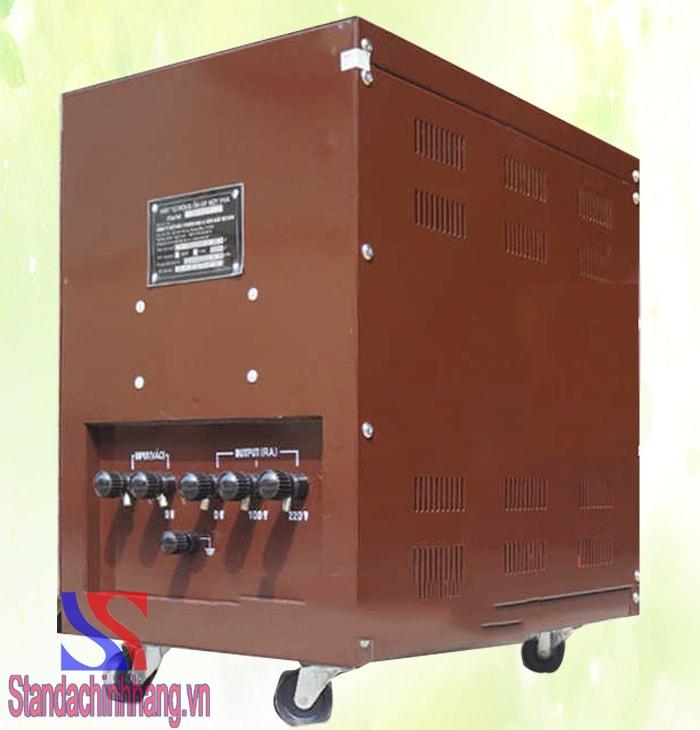 Máy ổn áp Standa 1 pha 15KVA DRI (50V -250V) đứng số 1 về chất lượng