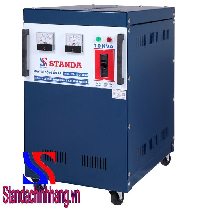 Sử dụng máy ổn áp Standa 10kva cần chú ý