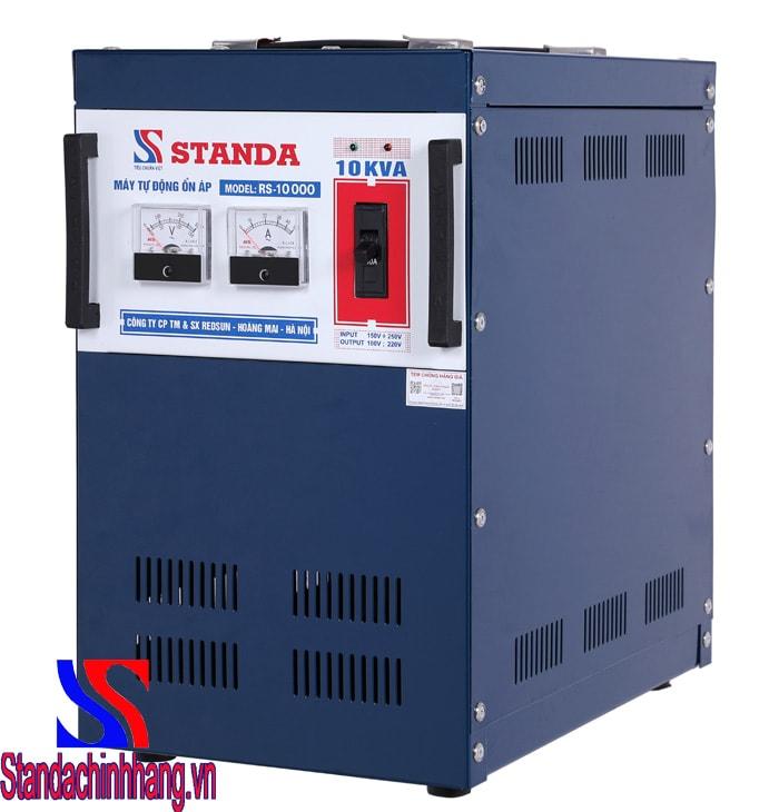 Ổn áp Standa 10KVA điện áp từ 150v đến 250v