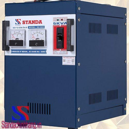Ổn áp Standa 5KVA (150V-250V)