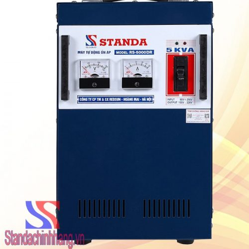 Ổn áp Standa 5KVA DR (90V-250V)