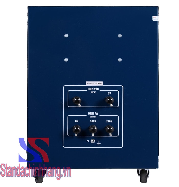 máy ổn áp Standa 15KVA (150V-250V)