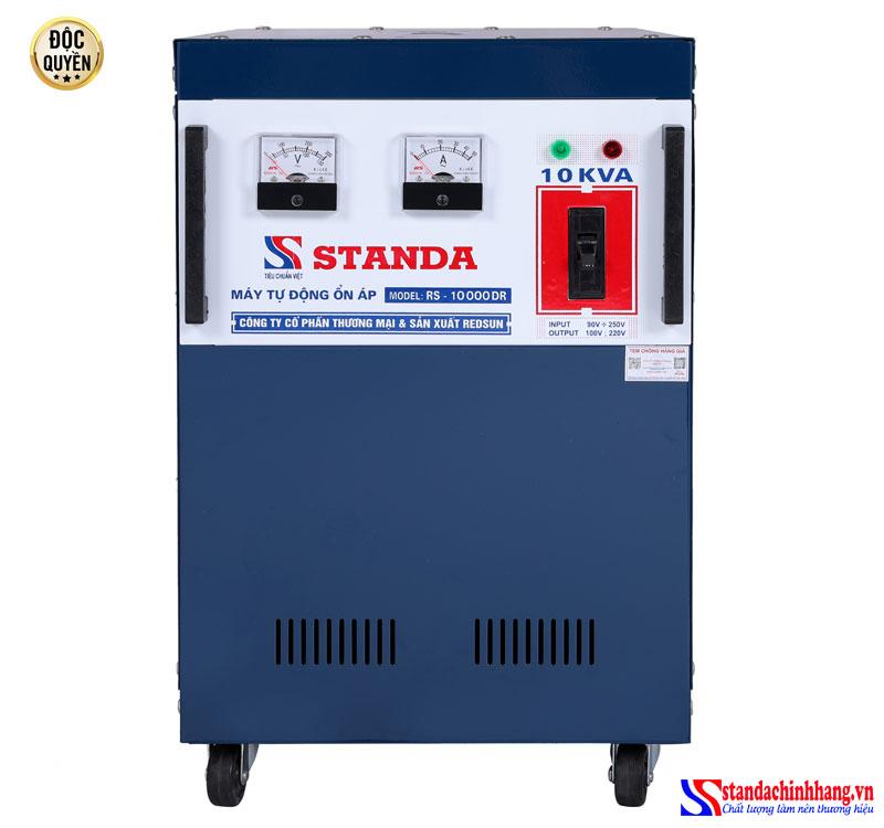 Ổn áp Standa 10KVA DR (90V-250V)
