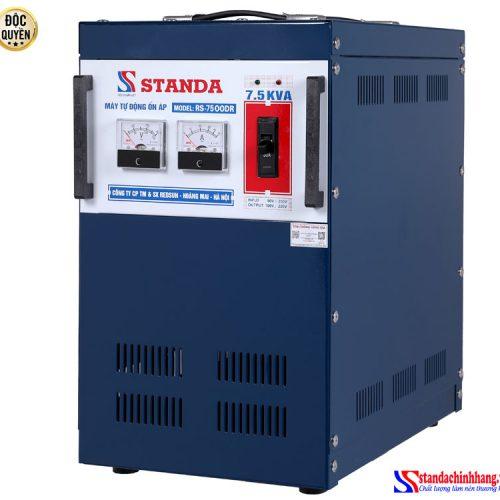 Ổn áp Standa 7,5KVA DR (90V-250V)