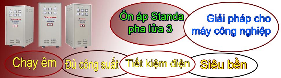 Ổn áp STANDA REDSUN Chính Hãng – Tổng Kho Phân Phối Standa Độc Quyền I Standa
