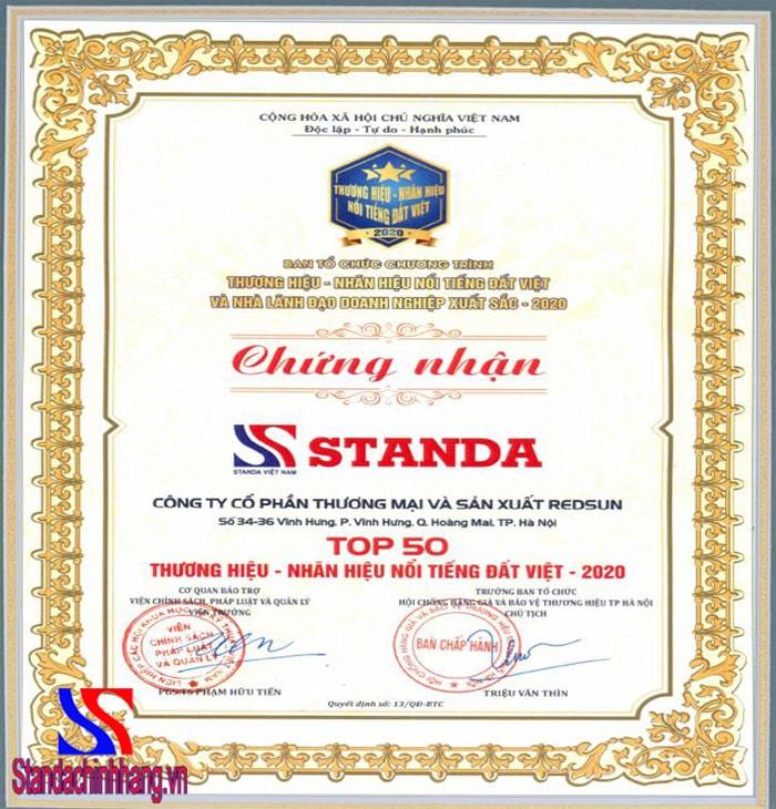 giải thưởng công ty redsun
