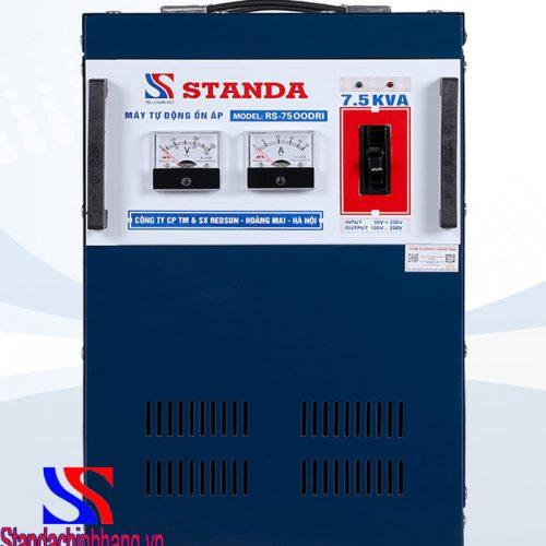 Ổn áp Standa 7,5KVA DRI (50V-250V)