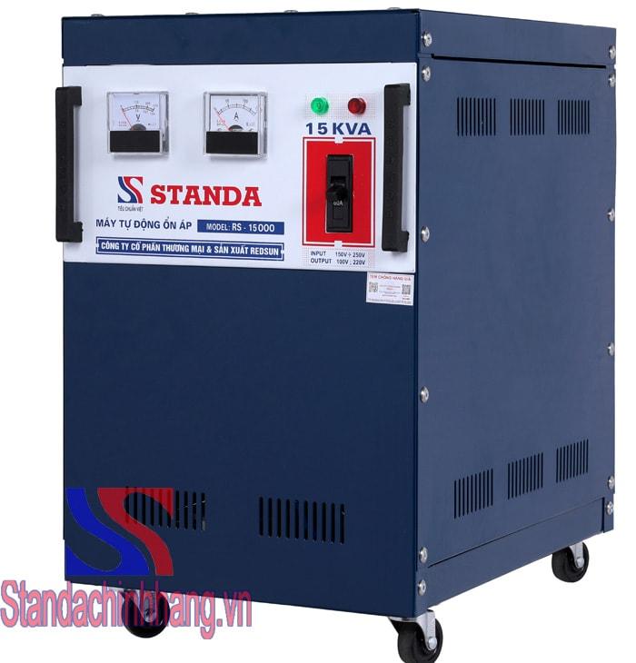 Ổn áp Standa 15KVA (150V-250V)