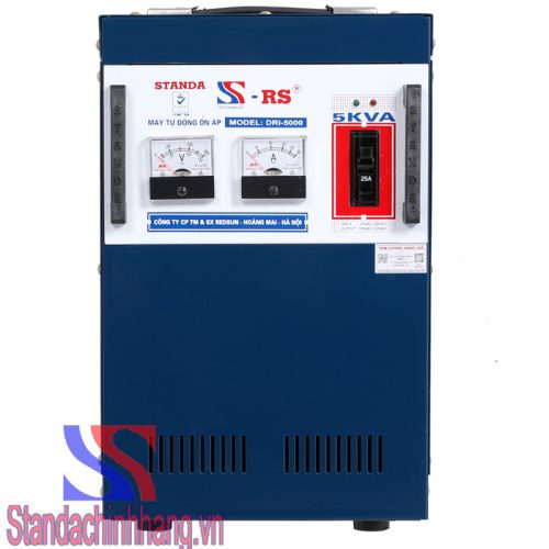 Ổn áp Standa 5KVA DRI (50V-250V)