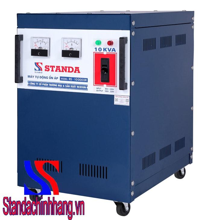 Ưu điểm của máy ổn áp Standa 10kva dải 90v-250v