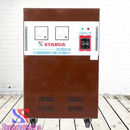 Ổn áp Standa 15kva 2 pha lửa (180V-420V)