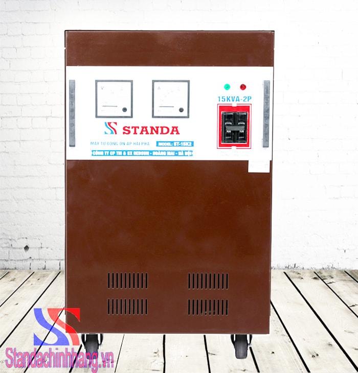 Ổn áp Standa 15kva 2 pha lửa (180V-430V)