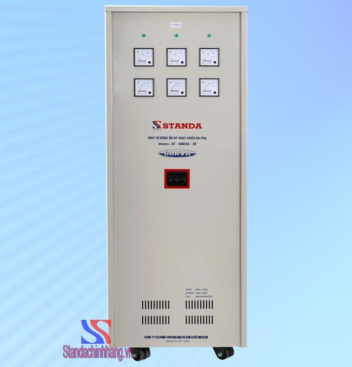 Ổn áp 3 pha Standa 60KVA (260V-430V)