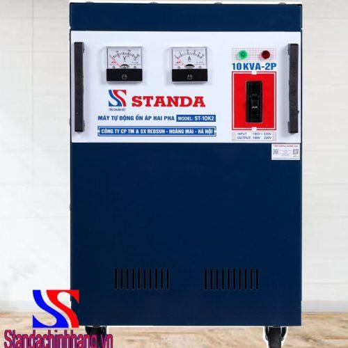 Ổn áp Standa 10kva 2 pha lửa siêu ổn định