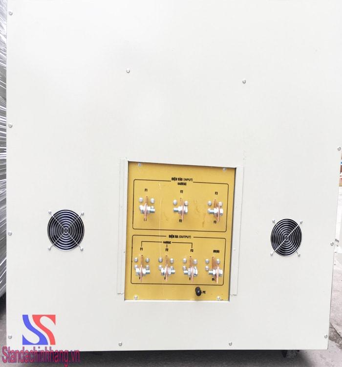 Đặc điểm của máy biến áp cách ly Standa 400kva 3 pha