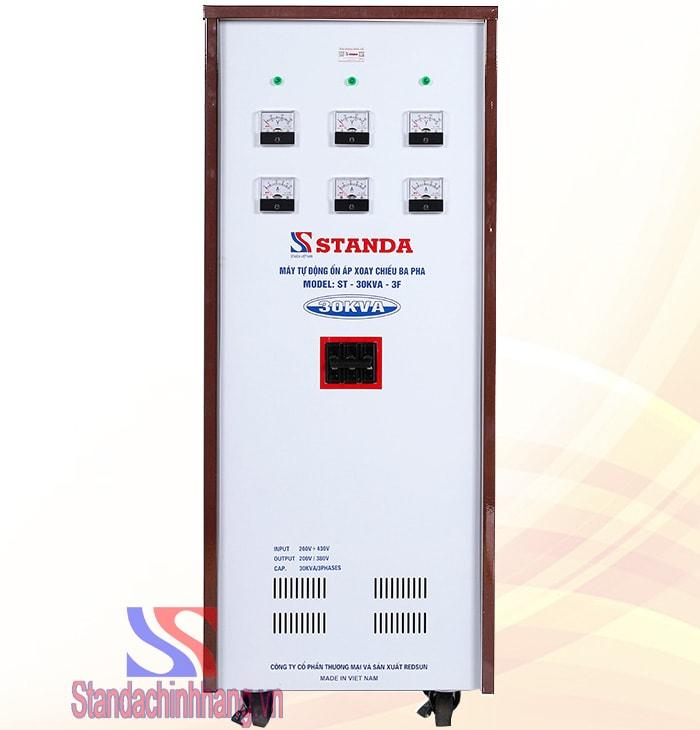 Ổn áp 3 pha Standa 30KVA (260V-430V)