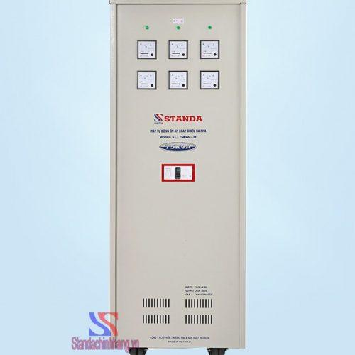 Ổn áp 3 pha Standa 75KVA (260V-430V)