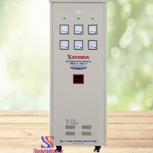 Ổn áp 3 pha Standa 45KVA (260V-430V)