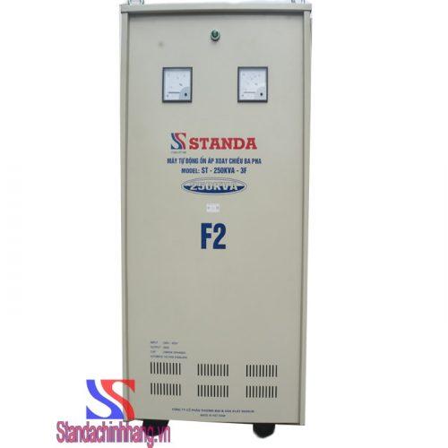 Ổn áp Standa 250KVA 3 pha (260V – 430V)
