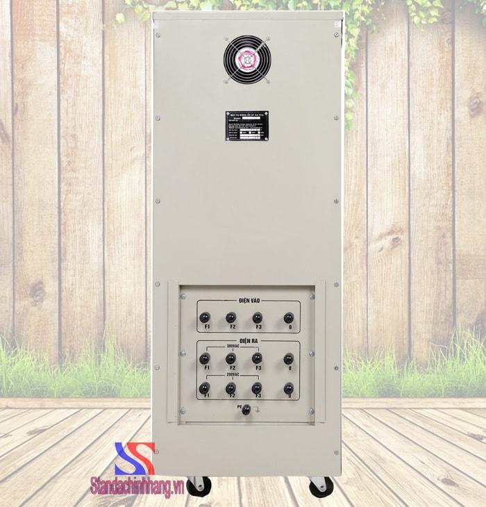 Ổn áp Standa 45KVA điện áp từ 160V đến 430V