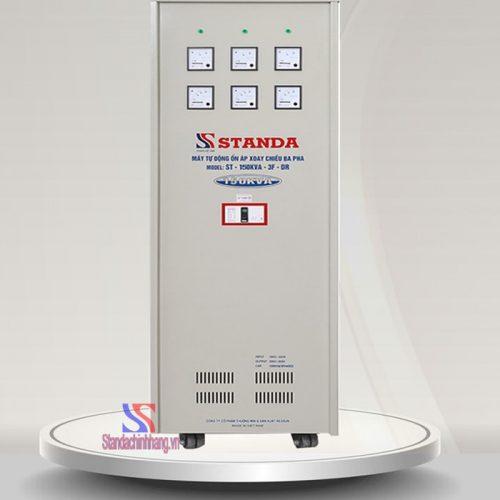 Ổn áp Standa 150KVA 3 pha dải điện (160V-430V)