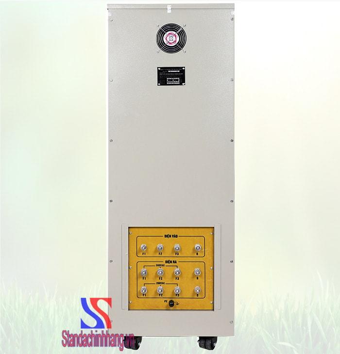 Ổn áp standa 3 pha 100KVA điện áp từ 260V đến 430V