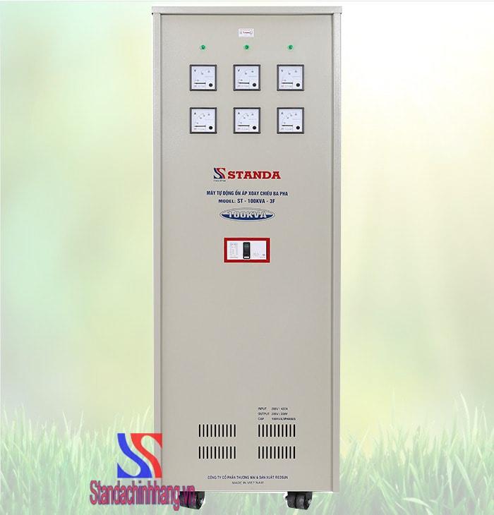 Ổn áp Standa 100KVA 3 pha (260V-430V)