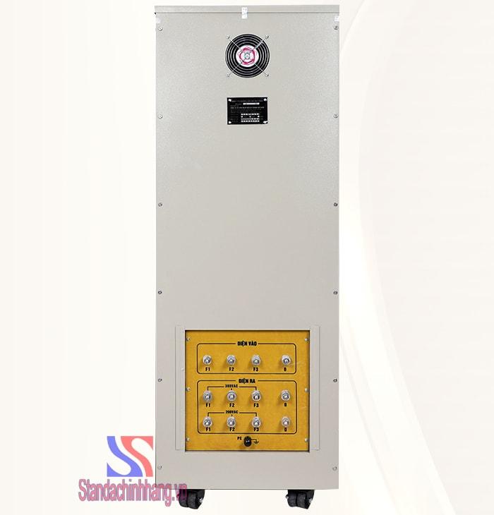 Ổn áp 3 pha Standa 100KVA điện áp từ 160V chính hãng