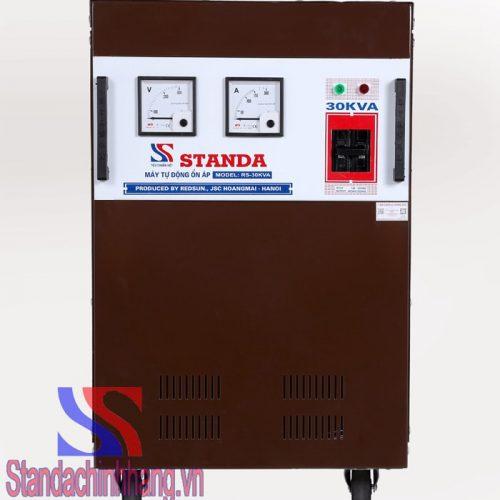 Ổn áp Standa 30KVA (150V-250V)
