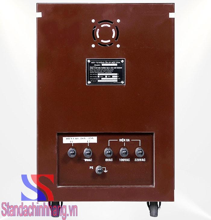 Máy ổn áp Standa 30kva 2 pha lửa đảm bảo an toàn