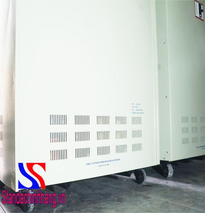 Máy biến áp tự ngẫu 150KVA đủ công suất, độ bền cao - Biến áp tự ngẫu Standa 150kva chất lượng