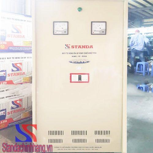Ổn áp standa 85kva (150V-250V) – Siêu ổn định tiết kiệm điện