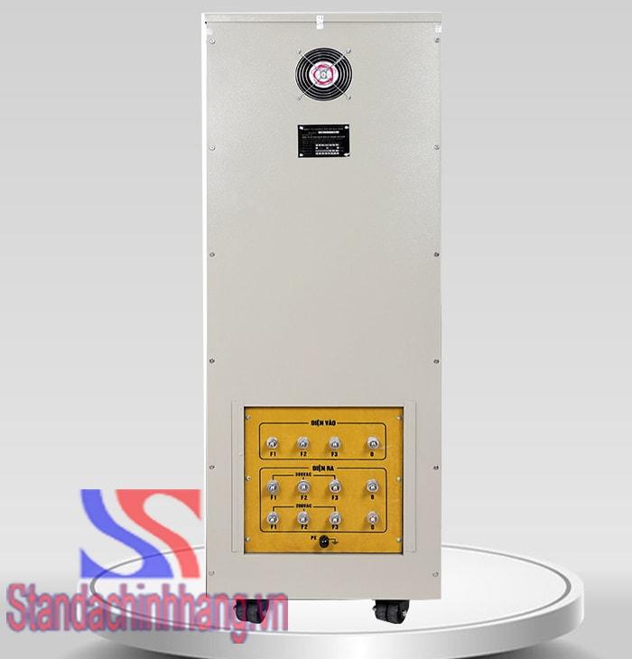 ổn áp 3 pha standa 150KVA dải điện áp từ 260V chính hãng