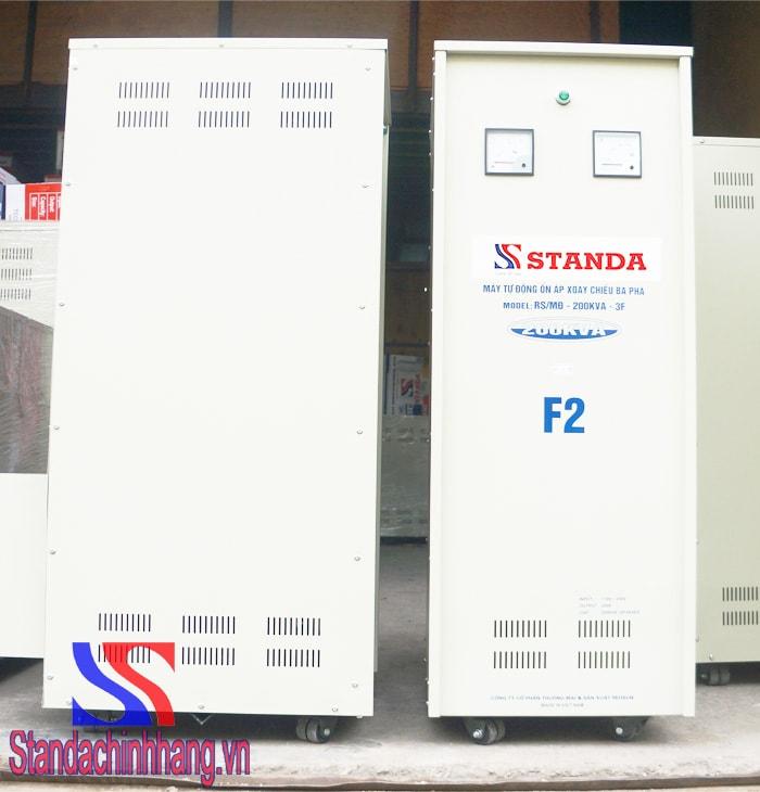 Máy ổn áp Standa 3 pha 200KVa chính hãng nhất
