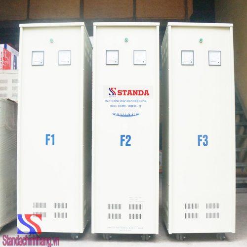 Ổn áp Standa 3 pha 200KVA (170V – 250V) hàng đặt