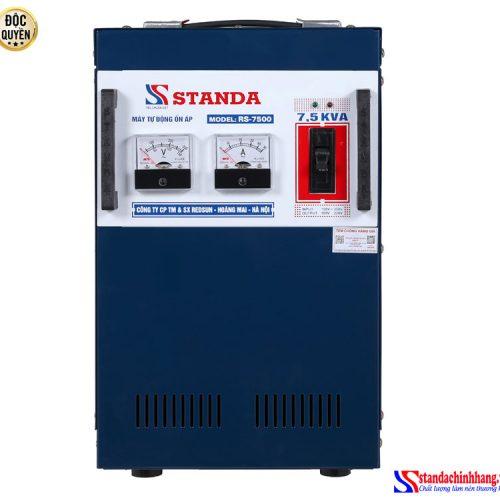 Ổn áp Standa 7,5KVA (150V-250V)