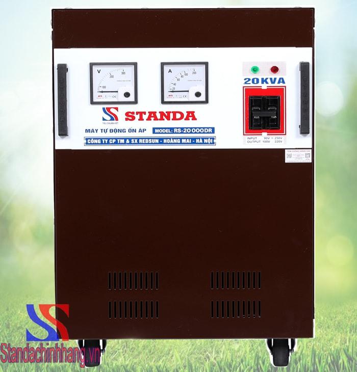 Ổn áp Standa 20KVA (150V-250V)