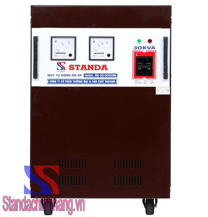 Ổn áp Standa 30KVA DRI (50V-250V)
