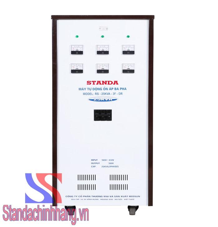 Ổn áp 3 pha Standa 25KVA (160V-430V)