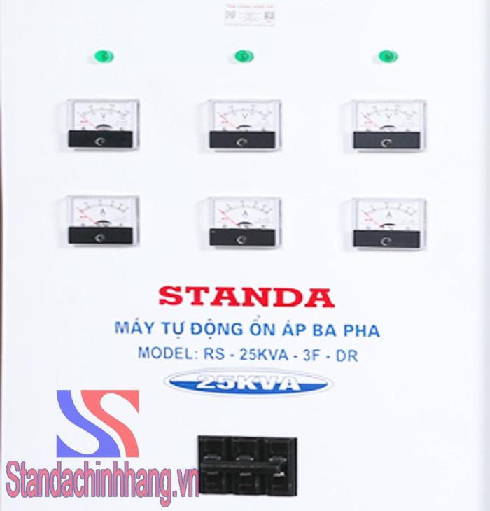 Hình ảnh ổn áp 3 pha 25kva (160V-430V)