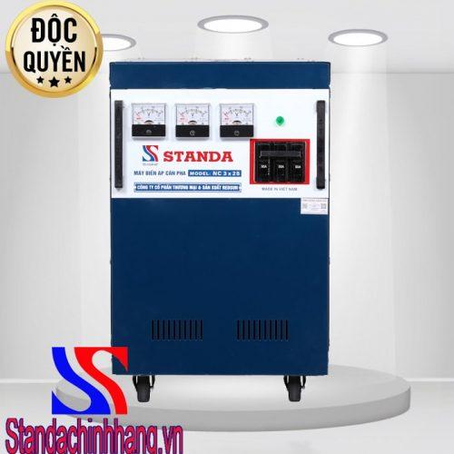 Máy cân bằng điện áp 3 pha NC 3X25