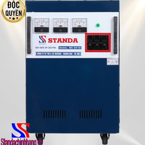Máy biến áp cân bằng điện áp 3 pha NC 3X18
