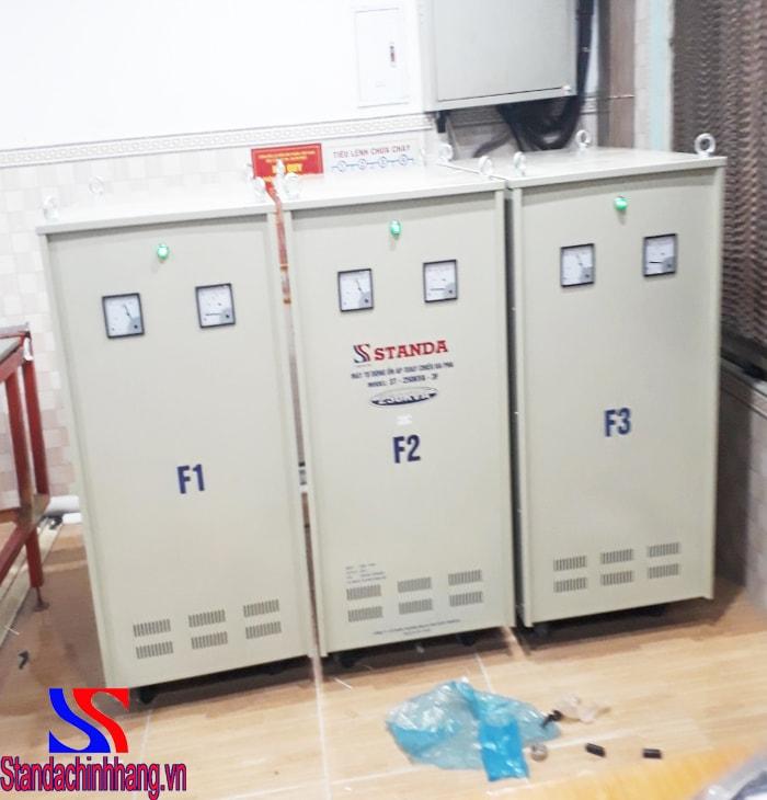 Kinh nghiệm chọn mua máy ổn áp phù hợp với chất lượng tốt nhất