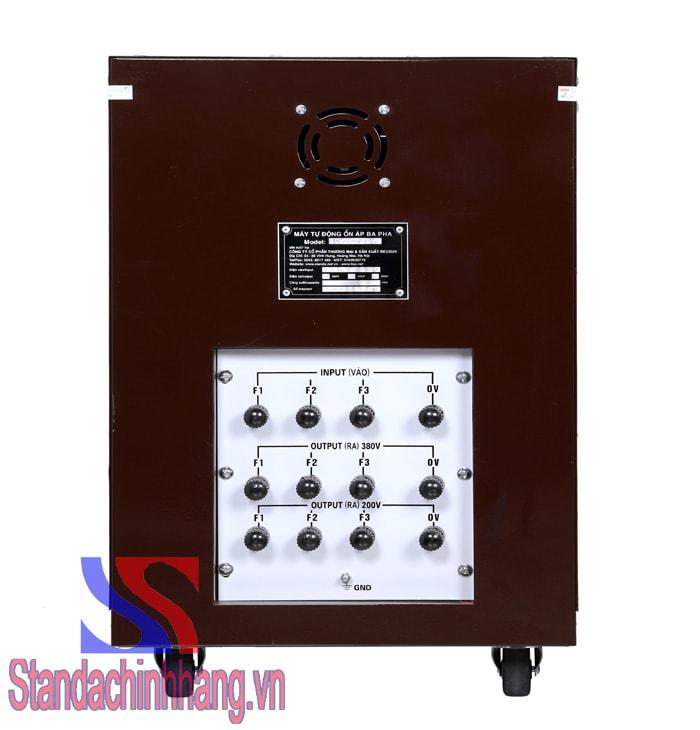 hình ảnh Ổn áp Standa 10kva 3 pha điện áp 260V - 430V: