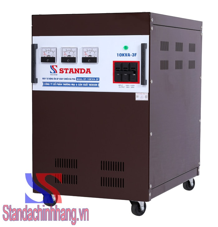 Ổn áp Standa 10kva 3 pha (260V- 430V)
