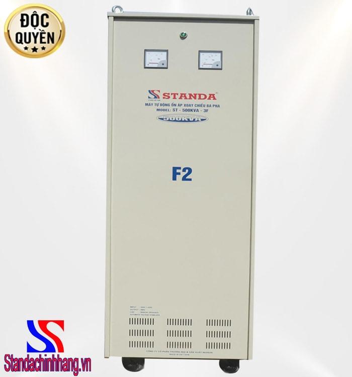 Tại sao nên sử dụng ổn áp Standa 500kVA (304V-420V)
