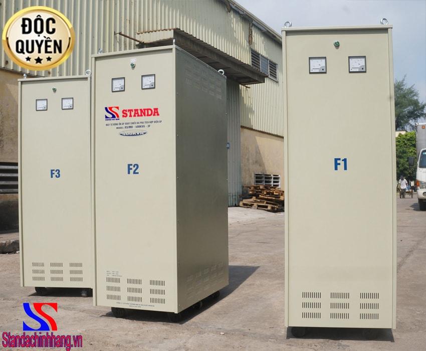 Ổn áp Standa 400kVA 3 pha (260V-430V)