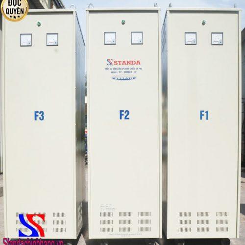 Ổn áp Standa 500KVA 3 pha (260V-430V)